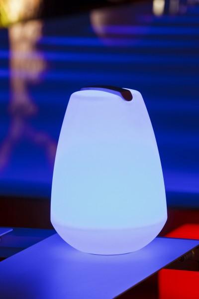 """VESSEL1 LED Leuchte- Ausstellungsstück Ø28x39cm """"App control"""""""