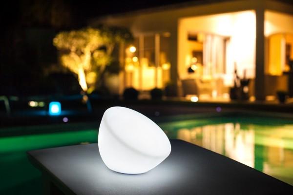 """SPOT 280, kabellose LED Designleuchte Ø28cm x20,8cm """"App-control"""""""
