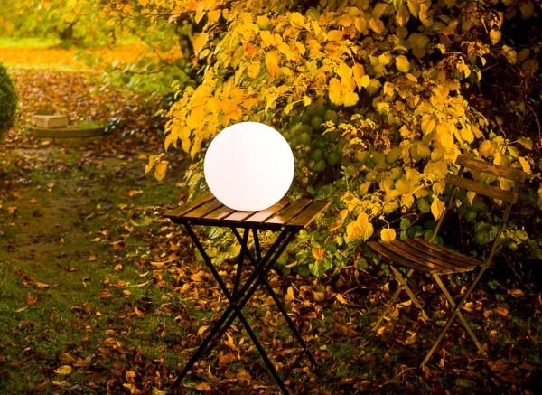 """BALL, -Ausstellungsstück- kabellose, LED Lichtkugel Ø35cm"""" App-control"""""""