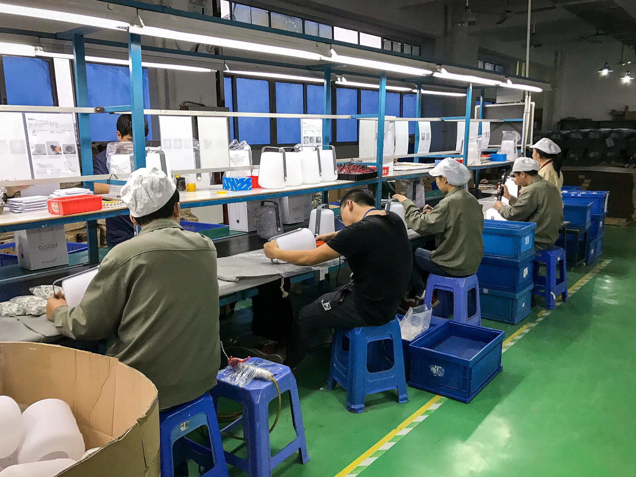 Mitarbeiter-Smartandgreen-Shenzhen
