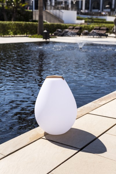 "VESSEL 2 led-design-lamp Ø28cmx39cm ""App-control"""