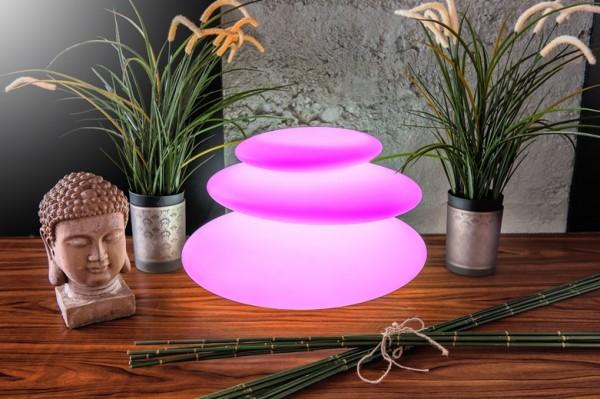 """ZEN LED-Designleuchte - """"Ausstellungsstück"""" 42x28cm """"App-control"""""""