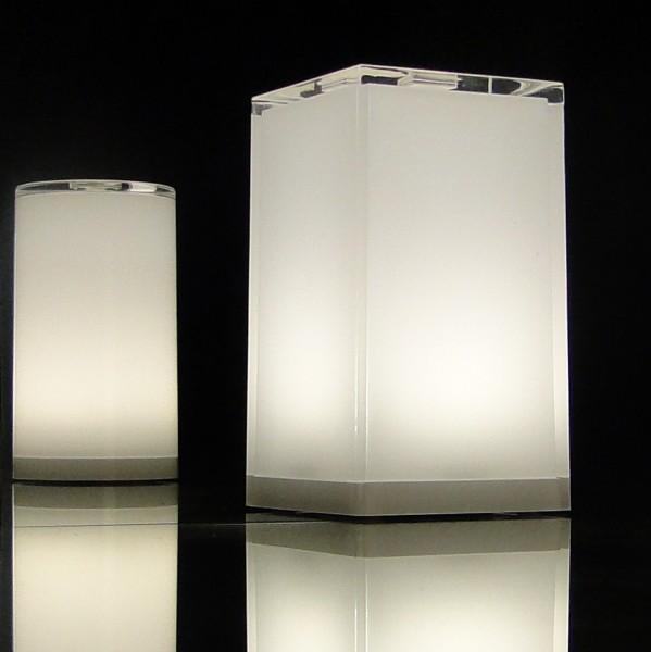 "CUB cordless table lamp 7,4x7,4x13,5cm ""SmartMesh®"""